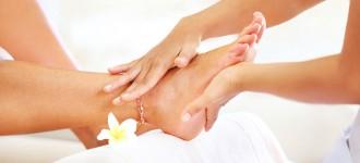 Fussreflexzonenmassage - Massage für Fuss und Seele