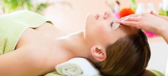Gesichtsmassage Ruhepol Wellness